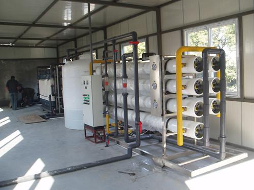 20吨中水回用设备
