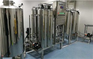 无锡美净水处理设备专业的设计方案