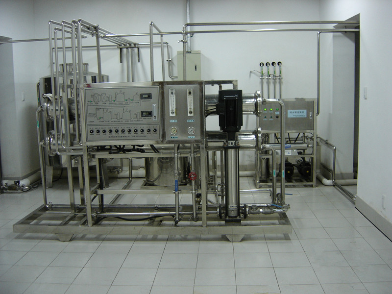 纽迪希亚制药签约无锡美净纯化水设备