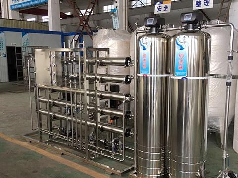 上海大众纯水设备