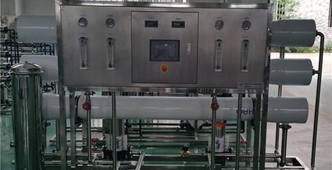 中国东方航空公司纯净水设备