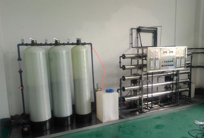 3吨高纯水设备