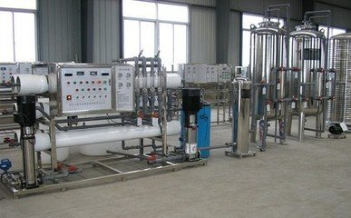 2吨高纯水设备