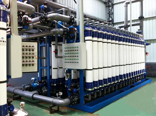 100吨中水回用设备