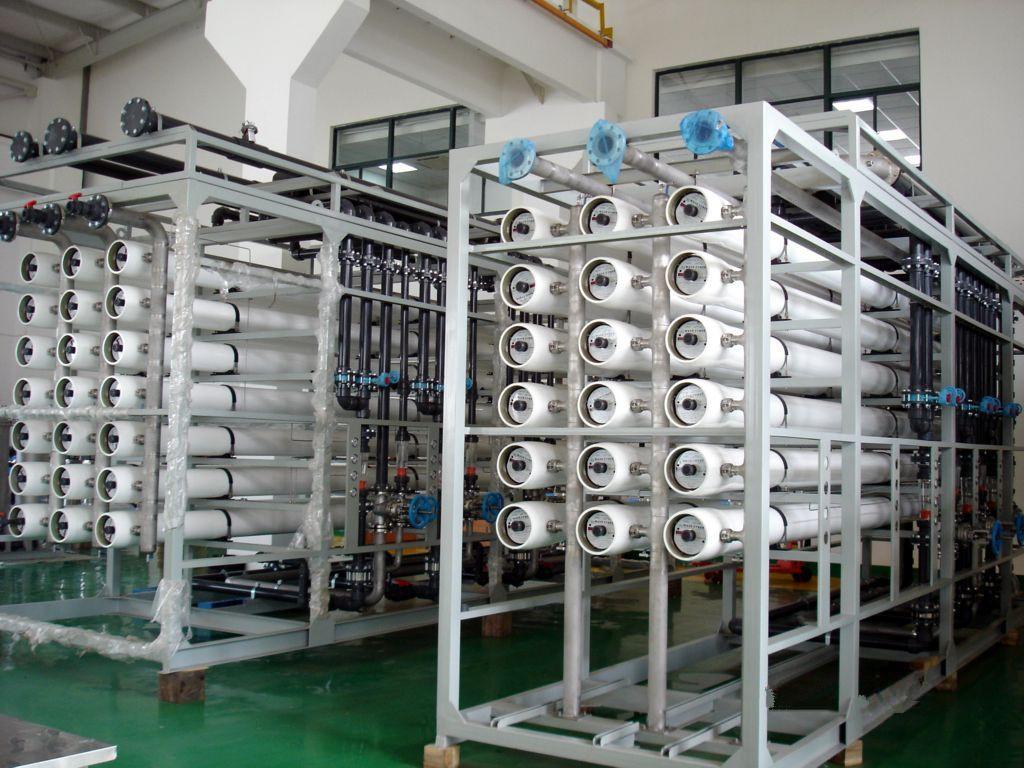 300吨食品行业纯水设备