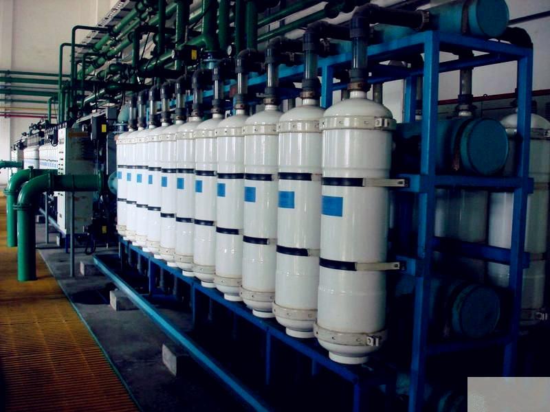 100吨工业纯水设备