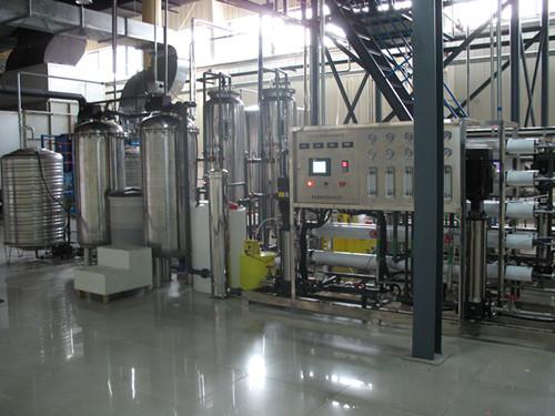 3吨校园分质水设备