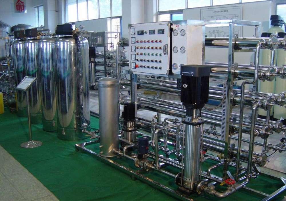 10吨校园分质水设备